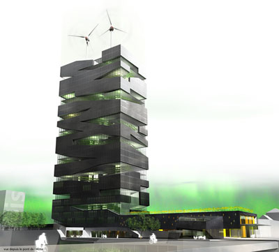 French Vertical Farm